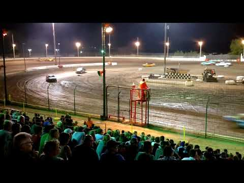 8/18/17 Sycamore Speedway - 25 Lap Spectator Feature