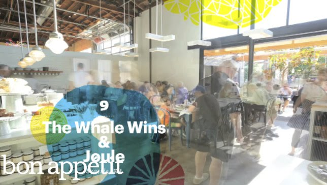 The Whale Wins & Joule: The #9 Best New Restaurants in America 2013