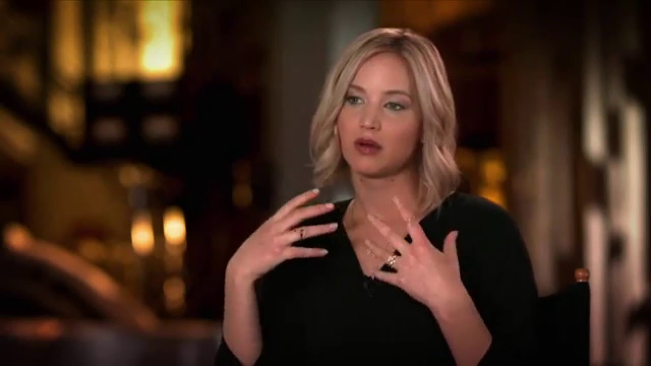 Joy On-Set Interview -...