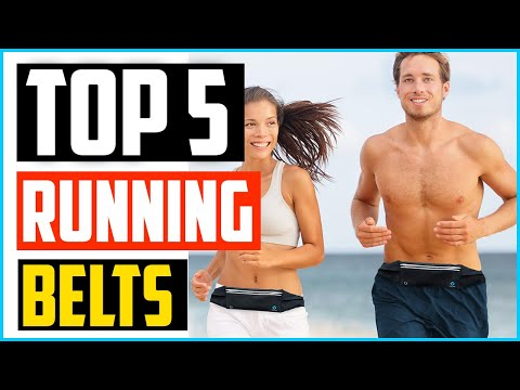 Top 5 Best Running Belts in 2020