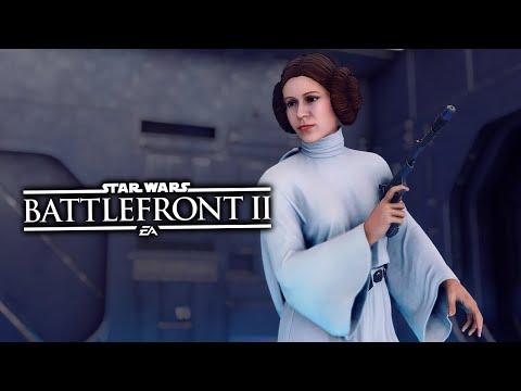 Star Wars Battlefront 2 - Funny Moments #50 Clone Wars Finale