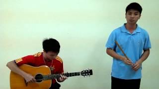 Khoảnh Khắc - guitar Thanh Tùng vs flute Hải HVAN