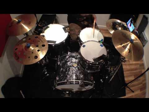 """Javier """"Lakambra"""" Delgado - Tracking Drums"""