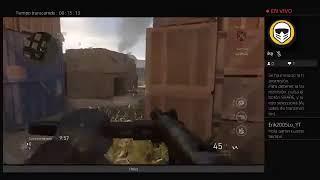 Call of Duty WW2 | Prestigiando infantería ,suministros y manqueo extremo