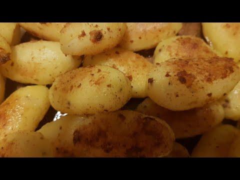 recettes-des-pommes-de-terre-sautées-à-la-poêle-أكلة-البطاطس