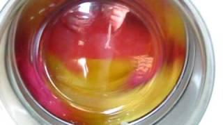 AEG 1008 Carat: Cottons 60°C part 2/3: End of main wash, rinses thumbnail
