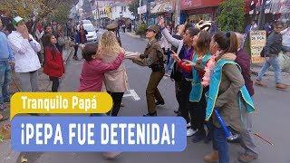 Tranquilo Papá - ¡Pepa fue detenida por la policia! / Capítulo 38