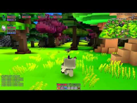 Let's Play Cube World Part 5: Artless Iron Fist