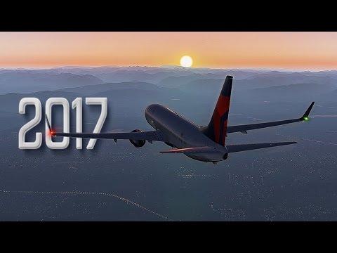 New Flight Simulator 2017 | The Next Generation of Flight Simulator [Ultra Realistic]