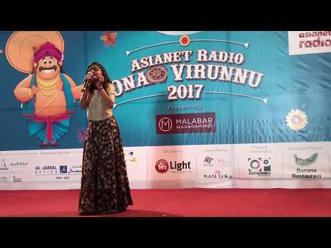 Pookkalam Kanunna ...Devika Rajeev @ AsianetRadio Onam