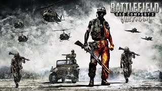 Battlefield Bad Company 2 Vietnam Gameplay PC 1080p HD