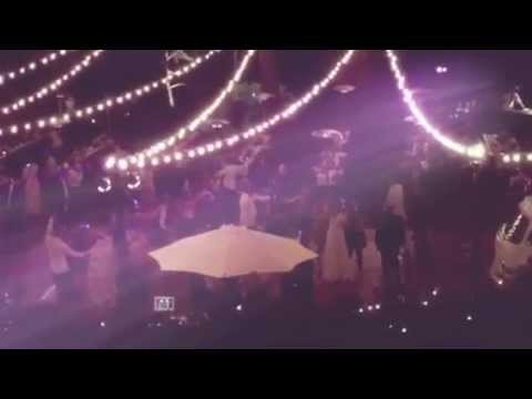 Silent Disco Wedding in Big Sur
