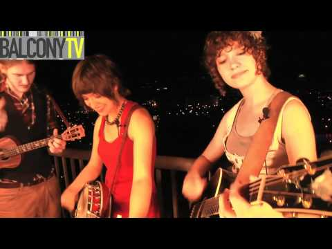 THE VESPERS - COTTONFIELD (BalconyTV)