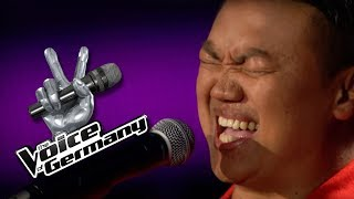 Shadow Of The Day - Linkin Park | Homsing Ronra Shimray | The Voice of Germany 2016 | Blind Audition