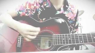 フェアリーズの下村実生ちゃんがTwitterにアップしてくれたギターの弾き...