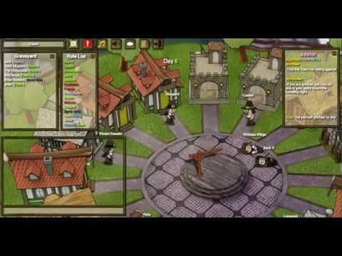 Gameplay Friday - Town of Salem - 9/30/16