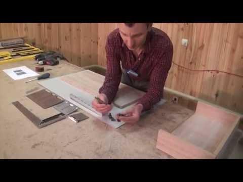 Тест-драйв мебельных кондукторов «Шаблон М»