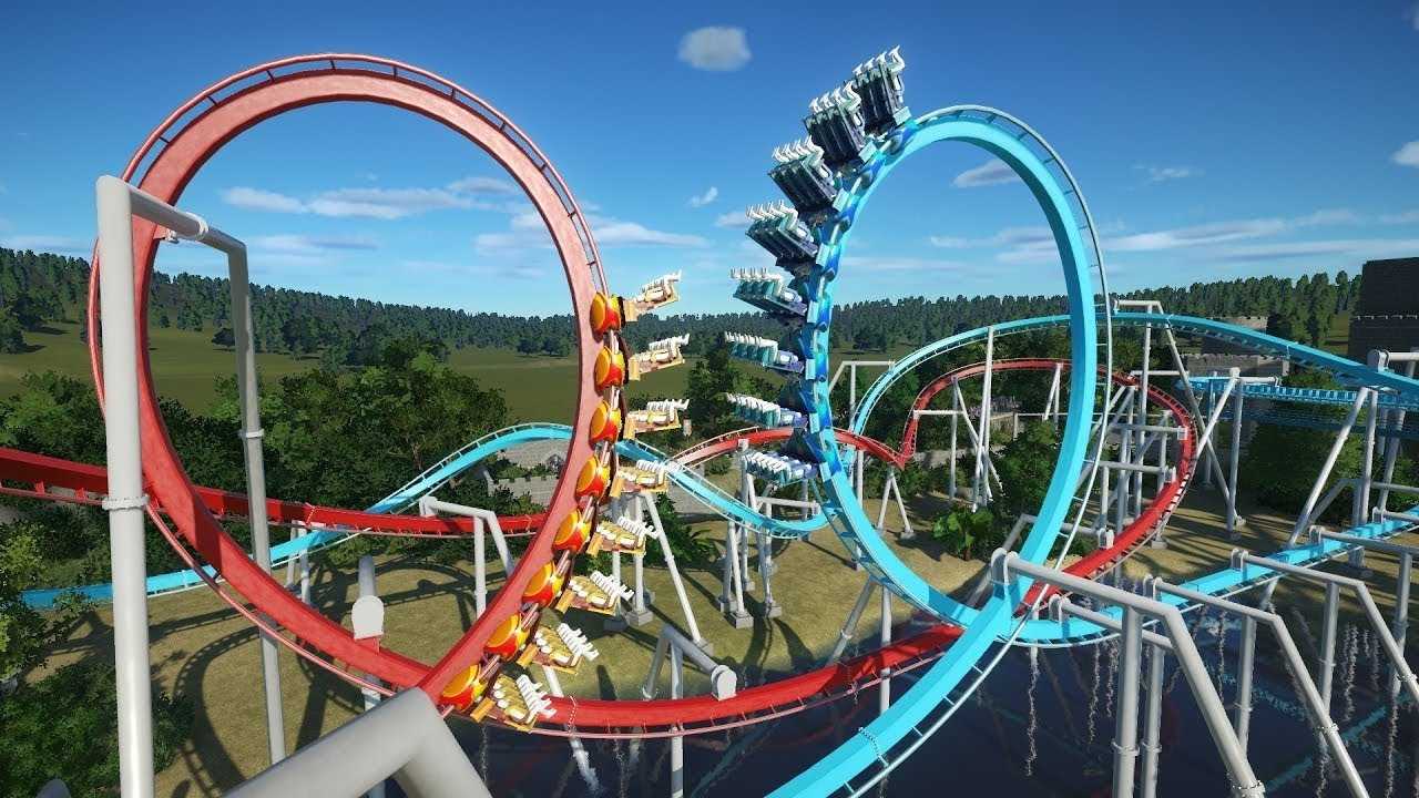 how to download roller coasters in planet coaster