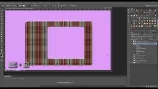 Как использовать стили в программе PhotoShop