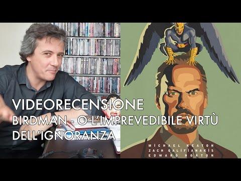 Birdman - di Alejandro González Iñárritu, con Michael Keaton