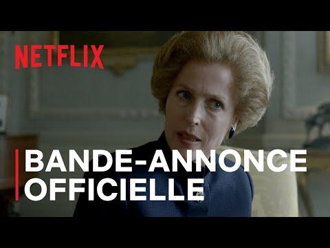 The Crown - Saison 4 | Bande-annonce officielle VF | Netflix France
