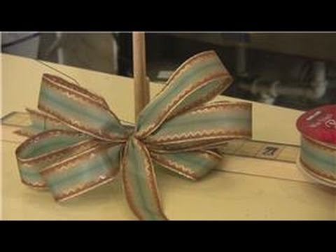 Gift Wrapping Tips How To Use A Bow Maker Youtube