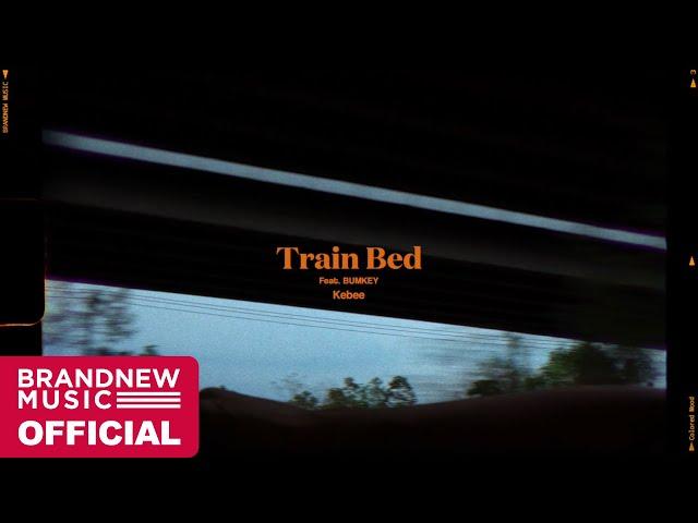 키비 (Kebee) '침대열차 (Train Bed) (Feat. 범키 (BUMKEY))' OFFICIAL VISUALIZER