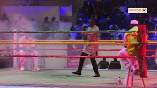 Prestation de Pape Diouf au face to face de Siteu vs Papa Sow
