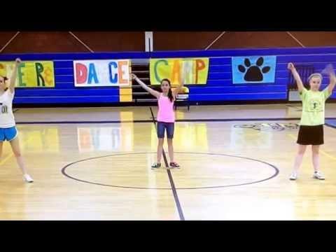 Cheer Dance to Radioactive