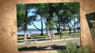 Le Camping du Lac, Ste Eulalie en Born