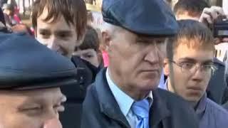 Владимир Податев. Русский марш в Хабаровске, 04 11 2013
