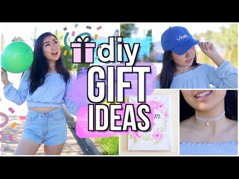DIY Birthday Gift Ideas | JENerationDIY
