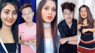 Riyaz Tiktok s With jannat Avneet Riza Arishfa Sana Rits Badiani