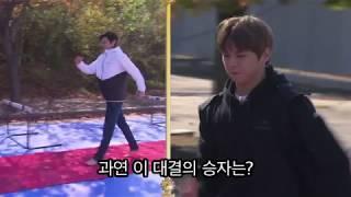Eng Sub Master Key ep 4 @EXO ChanYeol vs Wanna One Kang Daniel