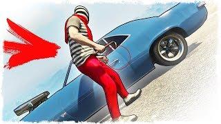 180 СЕК НА УГОН ЛУЧШЕЙ МАШИНЫ В GTA ONLINE!!! БИТВА ВОРОВ В GTA 5!!!