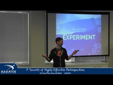 7 Secrets of Highly Effective Retrospectives