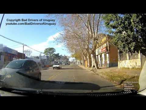 Bad Drivers of Uruguay #32