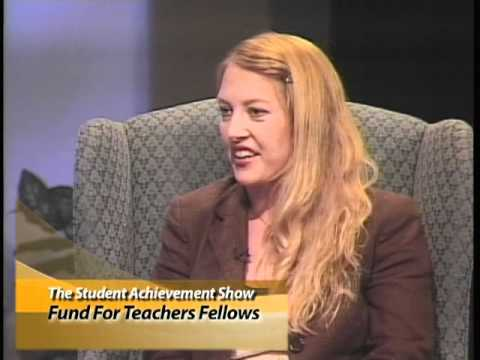 HISD Student Achievement Show--Fund for Teachers Program