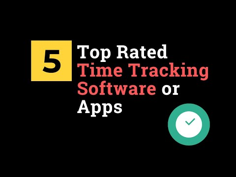 5 Best Time Tracking Software or Apps to Monitor Employees Activities