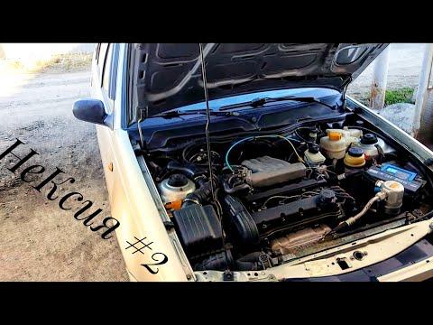 Сборка двигателя и промывка системы охлаждения Дэу Нексии.. НеКсия#2