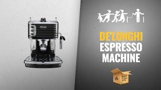 Save Big On De'Longhi Espresso Machine Black Friday / Cyber Monday 2018 | UK Black Friday 2018