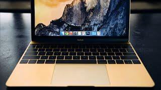 Полный обзор MacBook 12'