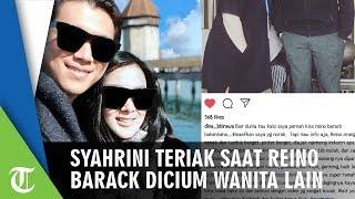 Download Video Syahrini Teriak saat Reino Barack Dicium Wanita Lain di Depannya MP3 3GP MP4