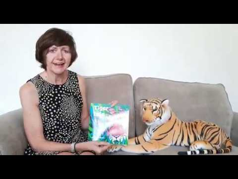 Tiger Tale written and illustrated and read by Allison Parkinson