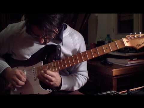 Steve Vai - Warm regards (cover)