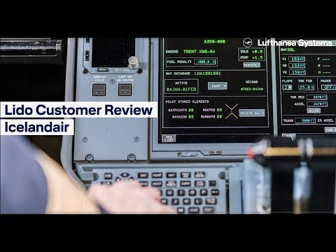 Lido Customer Review  Icelandair / Lufthansa Systems