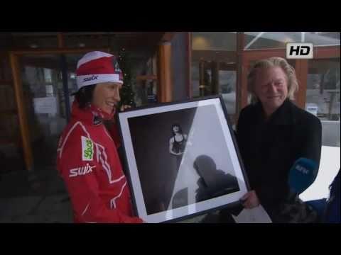 Exclusive: Marit Bjørgen PHOTO-SHOOT 2011