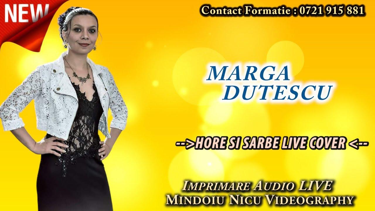 Marga Dutescu LIVE 2021 - Muzica de Petrecere [ Cover ] Hore si Sarbe Cele mai noi melodii