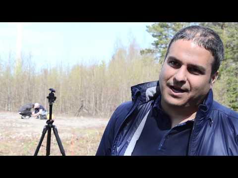 Field experiments with autonomous drones at Luleå University of Technology