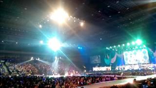 AKB48 Team8 3rd anniversary Concert in SSA (Saitama Super Arena)Nig...